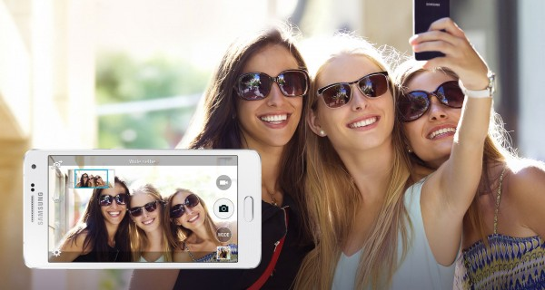 Samsung создала новый тип камеры для качественных селфи