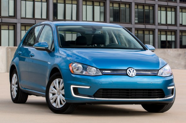 e-Golf Limited Edition: электрокар от Volkswagen