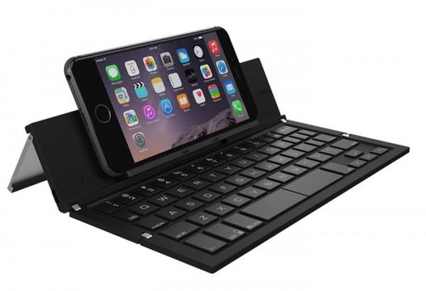 ZAGG — карманная складная клавиатура для смартфонов и планшетов