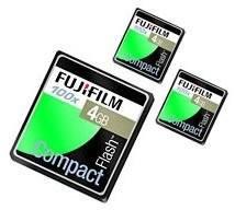 Fujifilm выпускает самую скоростную карту памяти