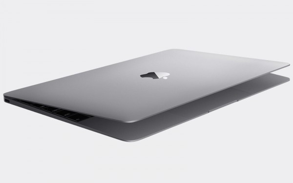 Apple избавилась от светящегося логотипа MacBook