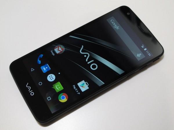 VAIO анонсировала первый смартфон