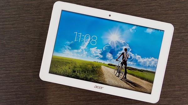 Acer Iconia Tab 10 — недорогой планшет с WUXGA-экраном