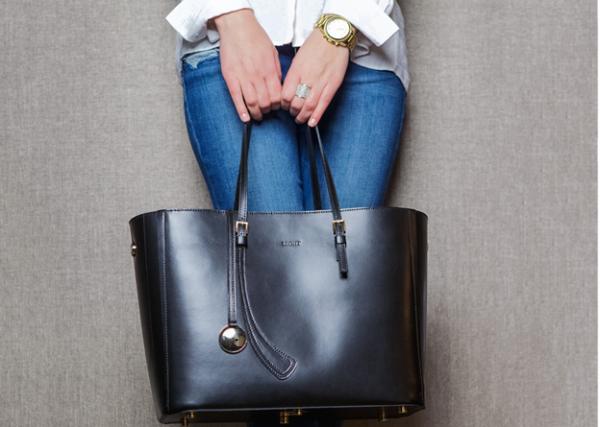 Leoht Tote — «умная» женская сумка
