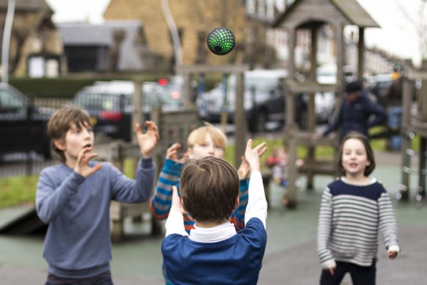 Hackaball — «умный» детский мяч