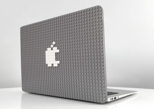 Brik Case: защитный чехол для MacBook в стиле Lego