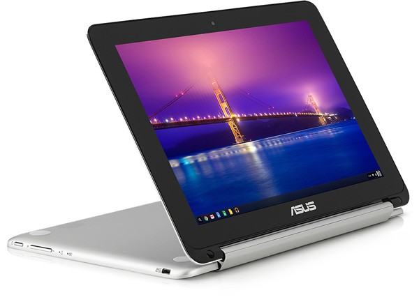 Chromebook Flip — металлический «трансформер» от ASUS