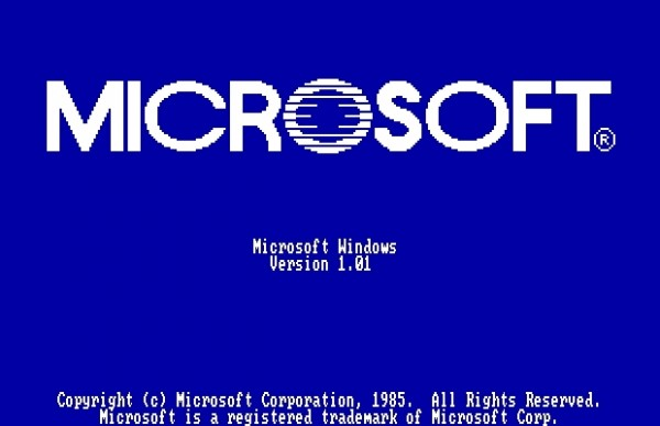 Microsoft празднует 40-летний юбилей