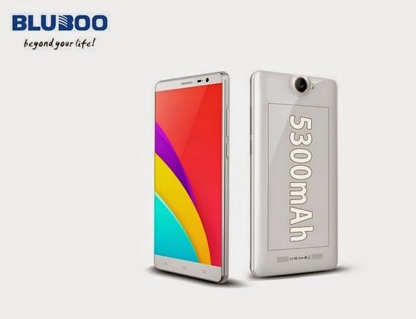 Bluboo X550 предлагает 4G и батарею на 5300 мАч