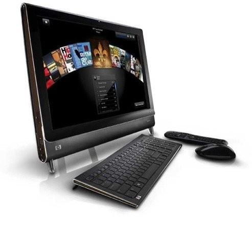 TouchSmart 2 - компьютер всё-в-одном от HP