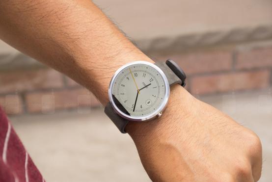 Smelt — следующее поколение «умных» часов Motorola