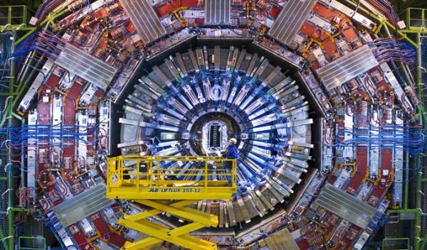 Большой адронный коллайдер снова в строю