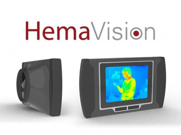 HemaVision — карманный тепловизор