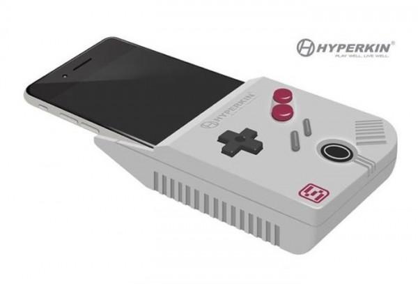 Как сделать Game Boy из iPhone 6? Легко!