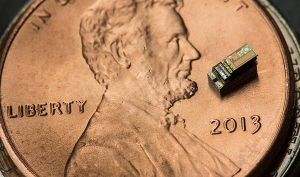Michigan Micro Mote — самый маленький в мире компьютер