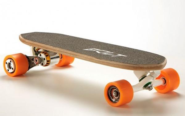 Bolt — компактный электрический скейтборд