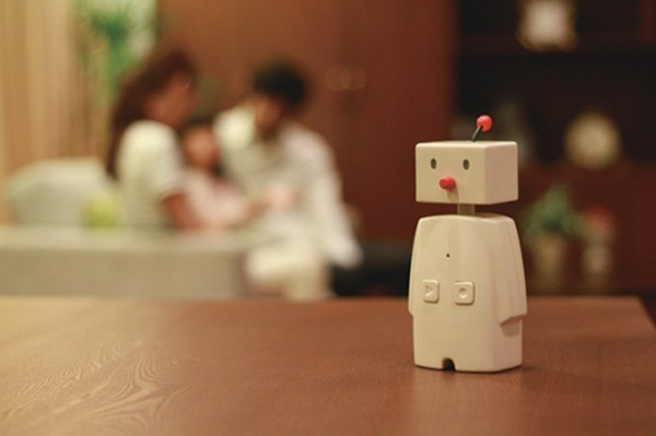 BOCCO: робот для связи с близкими