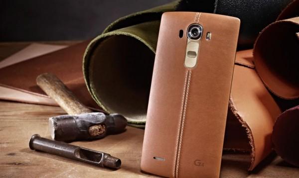 Фото флагмана LG G4 «утекли» в сеть