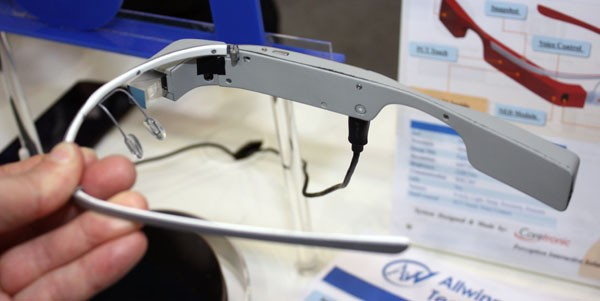 Allwinner показала аналог «умных» очков Google Glass