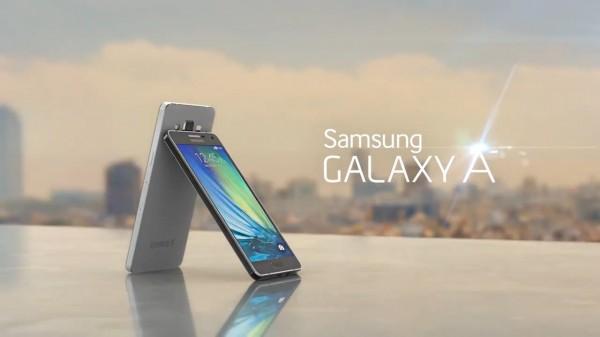 Galaxy A8: тонкий фаблет от Samsung