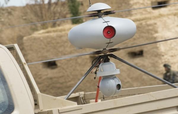 Французы создали охотника на дронов