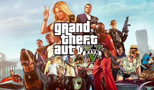 GTA V для ПК: продано больше миллиона копий за сутки