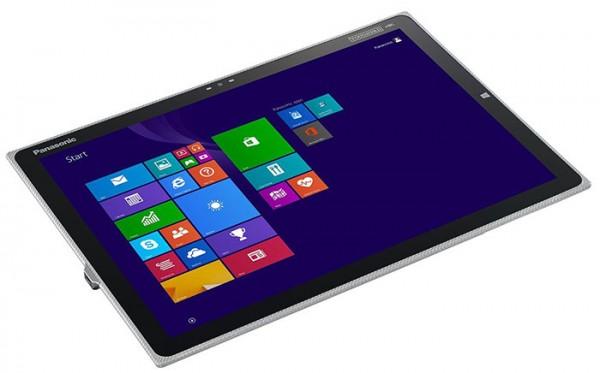 Panasonic представила обновленный 20-дюймовый планшет Toughpad 4K