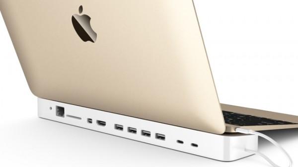 HydraDock добавляет Apple MacBook еще 11 портов