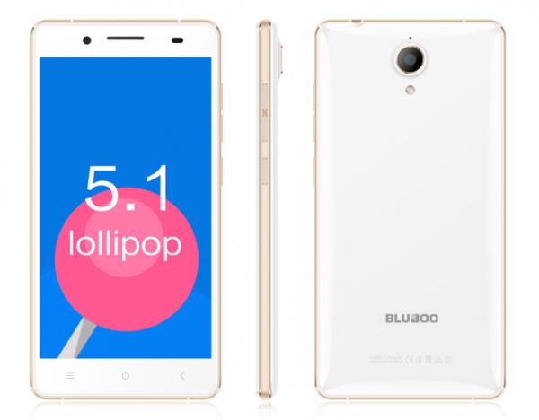 Bluboo C100: металлический корпус и 4G за 99 долларов