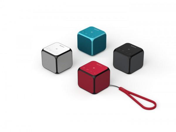 SRS-X11: музыкальный «кубик» от Sony