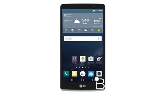 LG выпустит фаблет со стилусом