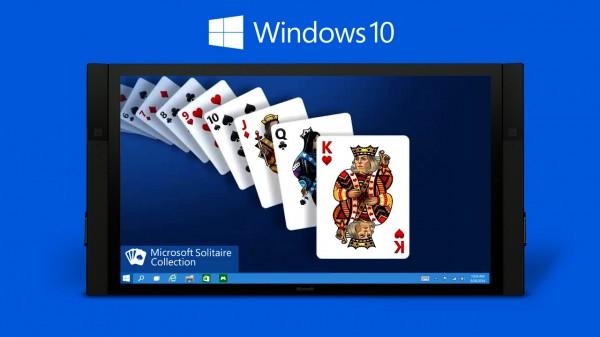 Windows 10: «Косынка» возвращается