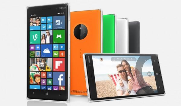 Первые слухи о Microsoft Lumia 840