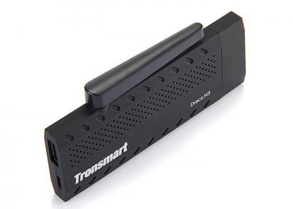 Tronsmart Draco H3: компьютер-брелок за 30 долларов