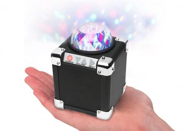 Party ON: беспроводная колонка со светомузыкой от ION Audio