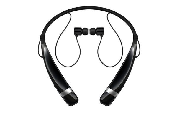 LG Tone Pro — беспроводная гарнитура в виде ожерелья