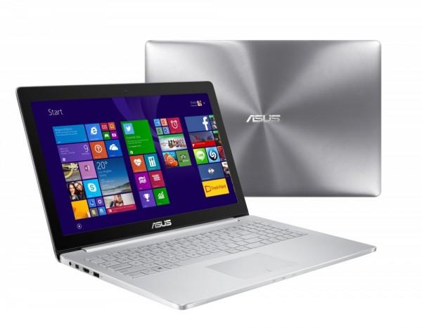 ZenBook Pro UX501: ноутбук с 4K-экраном от ASUS