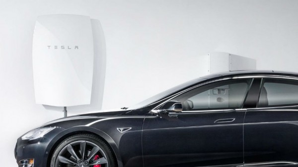 Powerwall — аккумулятор для дома от Tesla