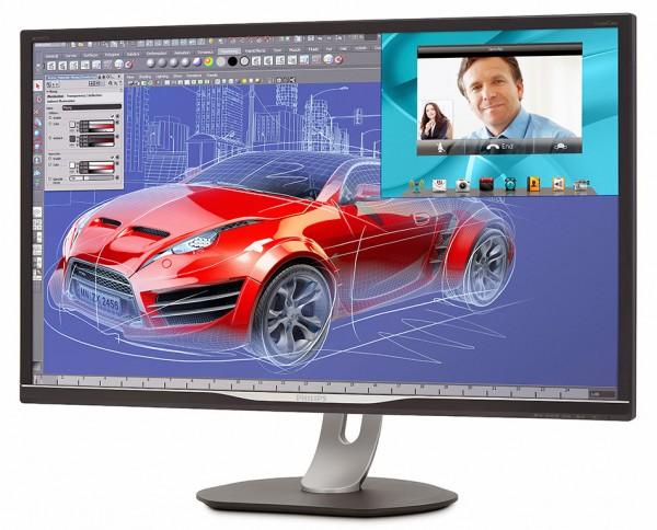 Philips представила 32-дюймовый монитор BDM3270QP