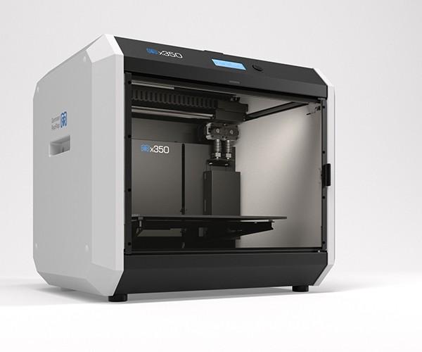 X350 — новый 3D-принтер от RepRap