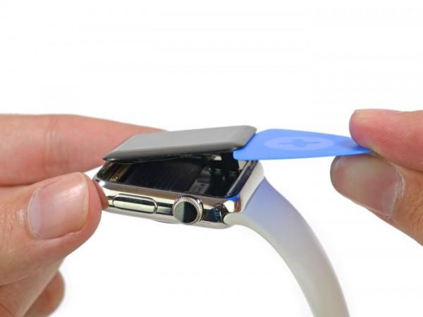 Что внутри «умных» часов Apple Watch?