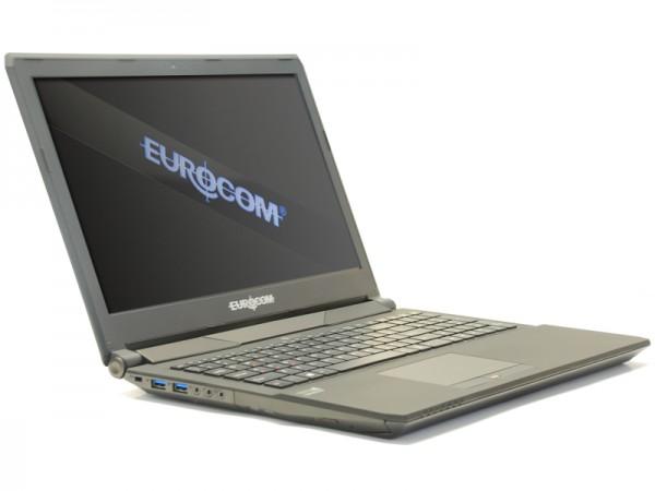 Eurocom Shark 4 — ультрапортативный ноутбук с графикой Nvidia GeForce GTX 960M