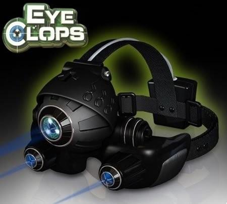 Jakks Eyeclops - очки ночного видения для фанатов Сэма Фишера