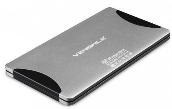 Vensmile W10 — компактный Windows-десктоп со встроенным аккумулятором
