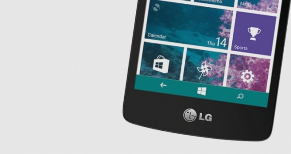 LG Lancet: новый «бюджетник» под управлением Windows Phone 8.1