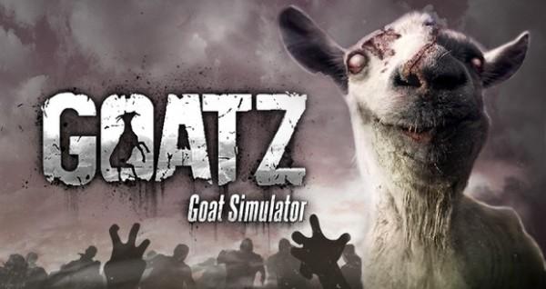 GoatZ: симулятор козла во время зомби-апокалипсиса