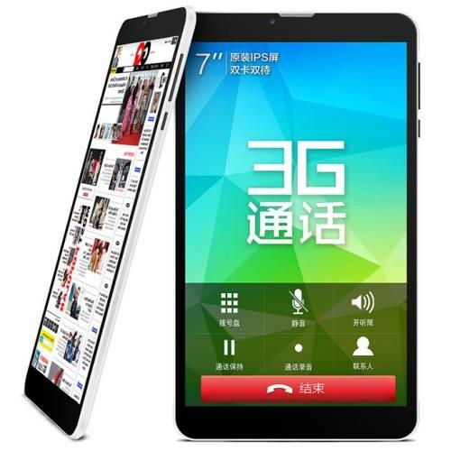 Teclast X70 3G — первый планшет с чипом Intel Atom x3