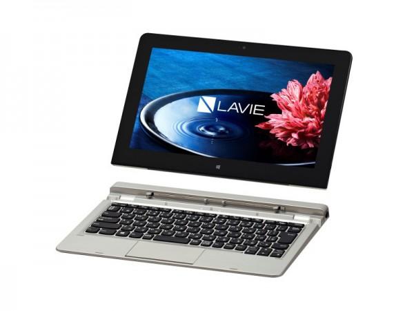 Hybrid Standard — гибридный планшет от NEC
