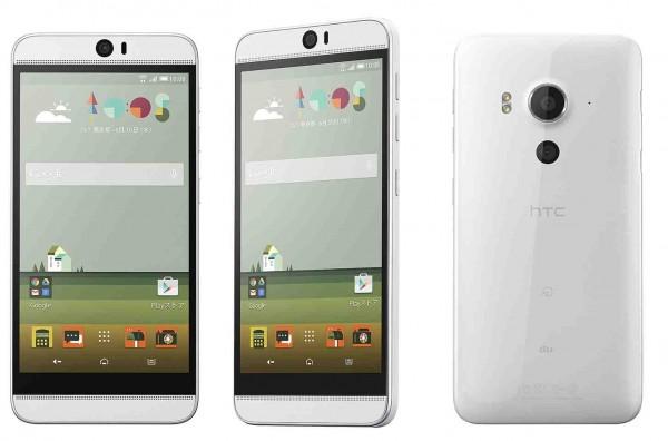 HTC J Butterfly — мощный и водонепроницаемый