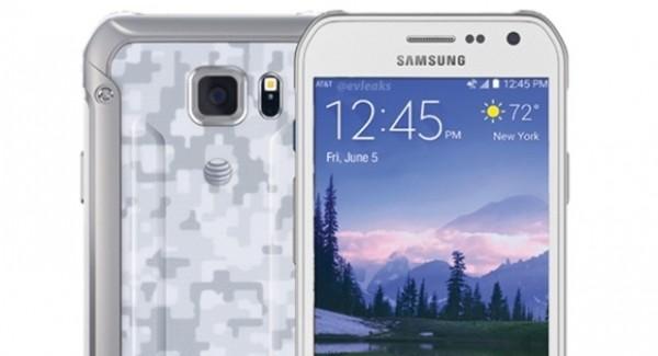 Пресс-рендеры Samsung Galaxy S6 Active